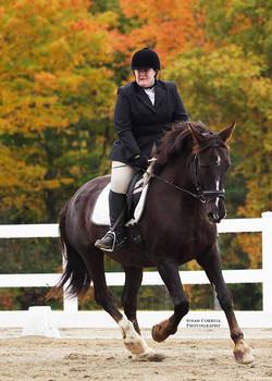 Laura Williams at Longfellow Fall