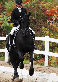 Sandra Ierardi and Onyx