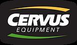 Cervus Equipment logo - For Use On White