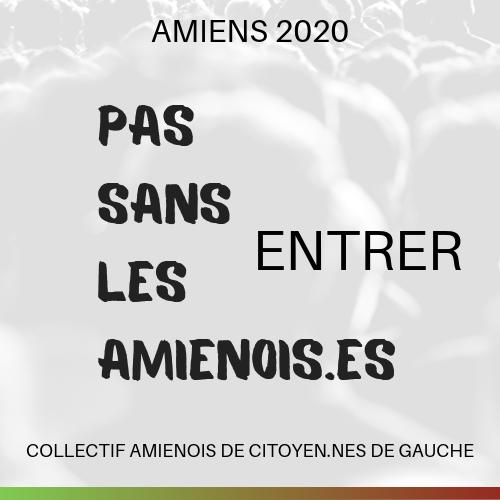 Amiens 2020 | Pas Sans Les Amiénois.es