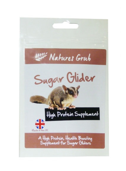 High protein supplement - natures grub´s