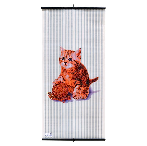 Póster calefactor Novomir500® Gatito
