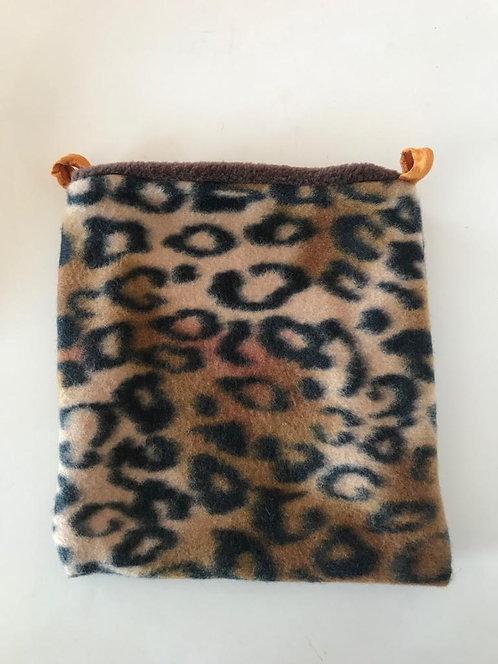Nido saco leopardo 3