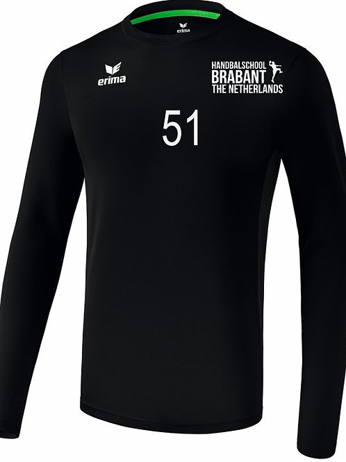 HBS Wedstrijdshirt keepers LM 3141821-16/17