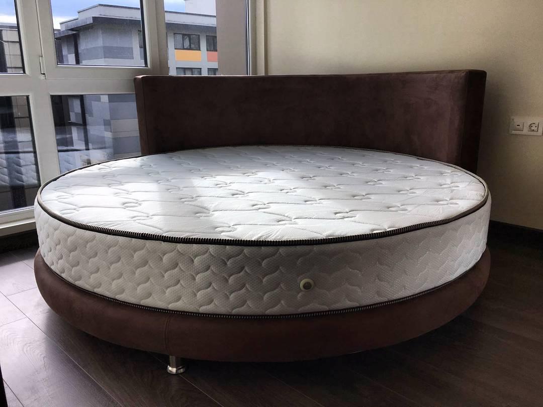 zen yuvarlak yatak