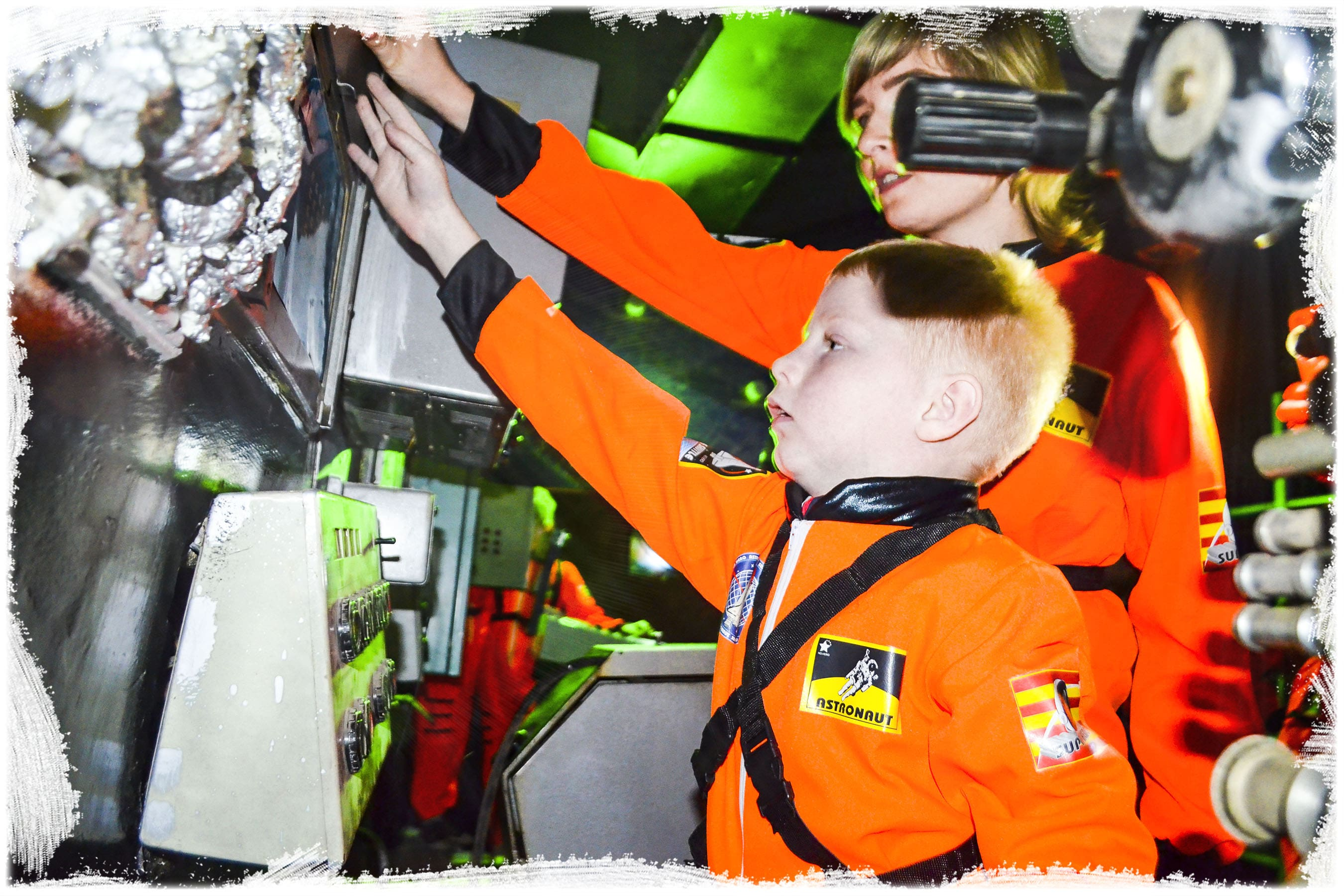 Квест космический корабль Ангарск (3)