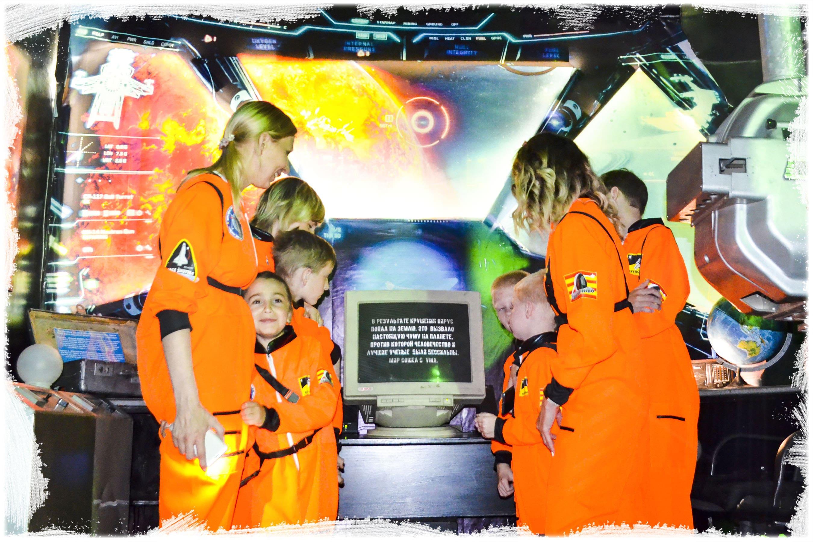 Квест космический корабль Ангарск (7)