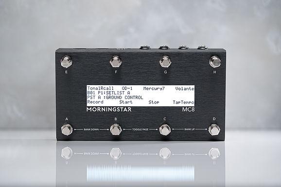 Morningstar MC8 MIDI Foot Controller