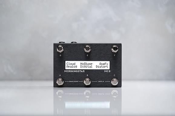 Morningstar MC6 MIDI Foot Controller