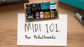 The ABSOLUTE Beginner's Guide to Pedalboard MIDI