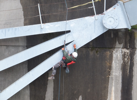 Rope Access and Advanced Non-destructive Testing