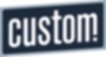 Cusom Productions Inc. Logo