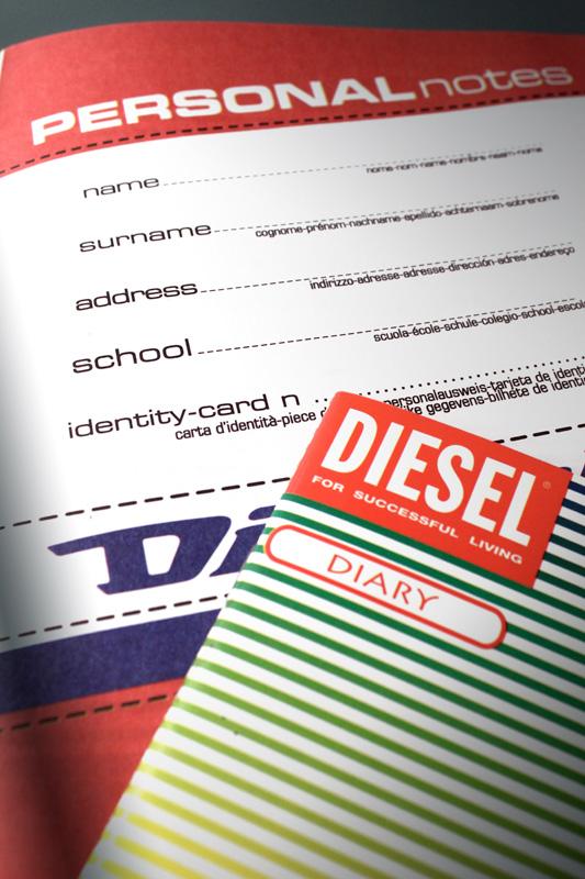 Diesel - diario scolastico