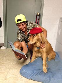 Josh and Truckee Vega