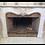 Thumbnail: Cheminée ancienne de style LOUIS XV en marbre blanc statuaire.
