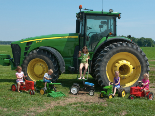 A Look at the Age of Second and Third Operators: An Opportunity for Farm Transition Planning?