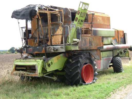 Can You Be Liable for Damages from a Harvest Fire?