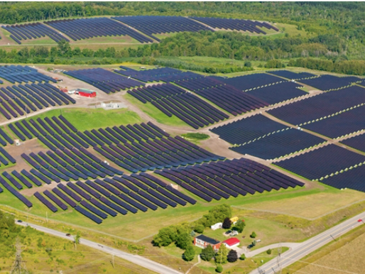 Landowners Need to do Background Research Before Entering Into a Solar Energy Lease
