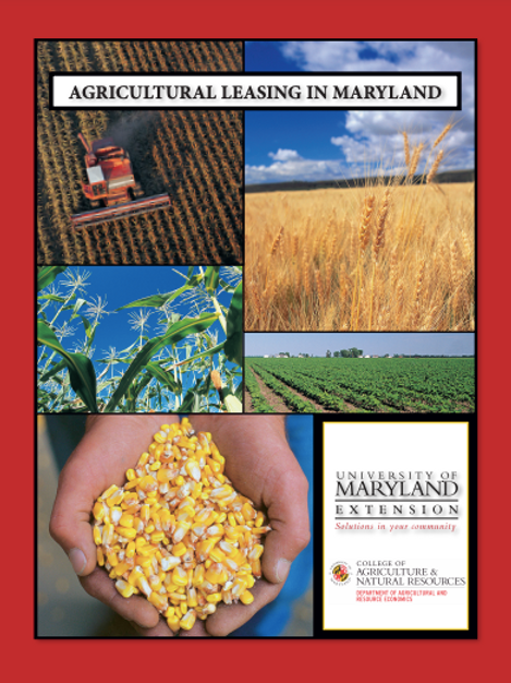 Agricultural Leasing in Maryland