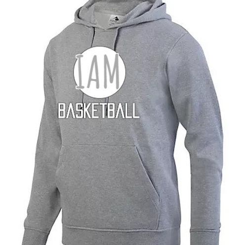 CASUAL Hooded Sweat Shirt (Heather or Black)
