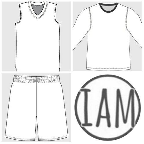 iamBASKETBALL (2025) G!RLS Team Set (2020)