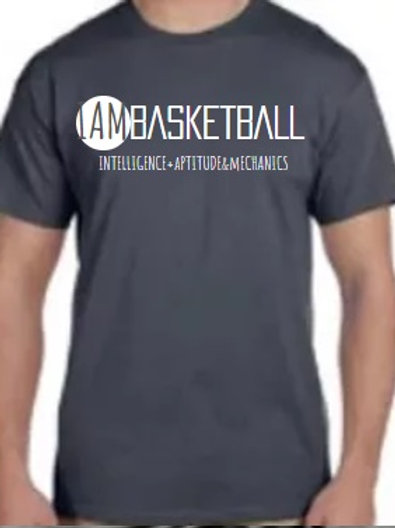 iamBASKETBALL Tee-Shirt