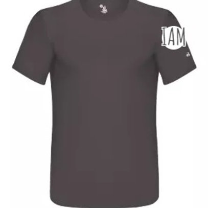 BASELAYER Fitted T-Shirt (Graphite or White)