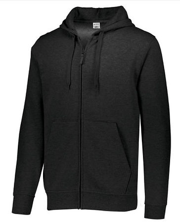BLANK - Zip Hooded Top (BLACKL).jpg