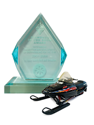 Outstanding Promotion and Development of Snowmobiling