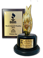 BBB Torch Awards Recognizing Outstanding Ethics and Integrity in Business