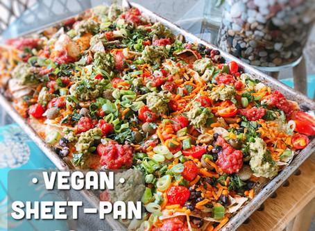 Vegan Sheet-Pan Nachos (GF)