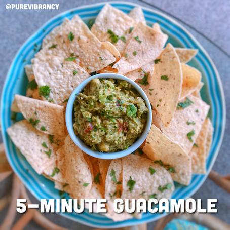 5-Minute Guacamole!