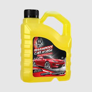 SHAMPOO CAR WASH