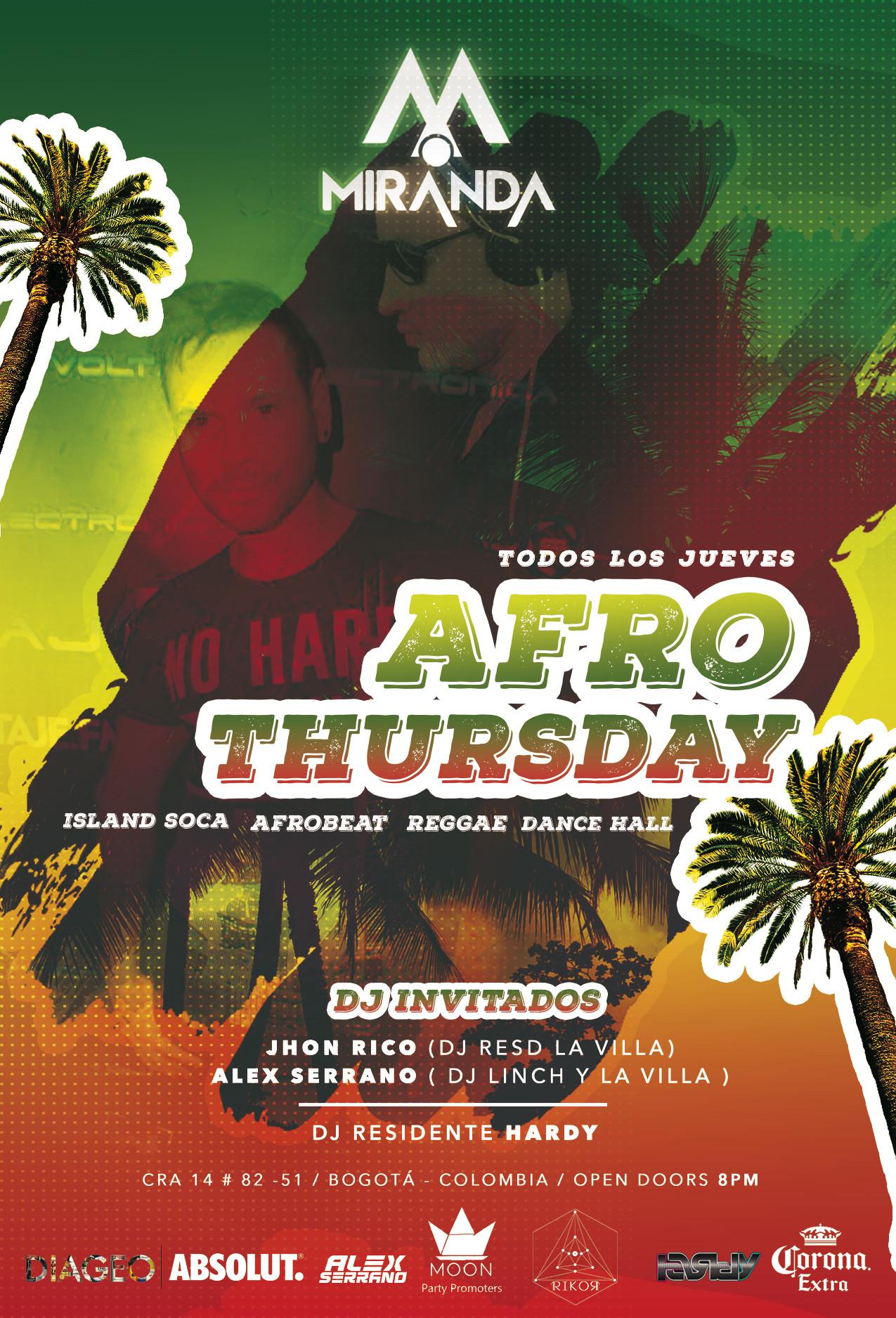 Afro Thursday