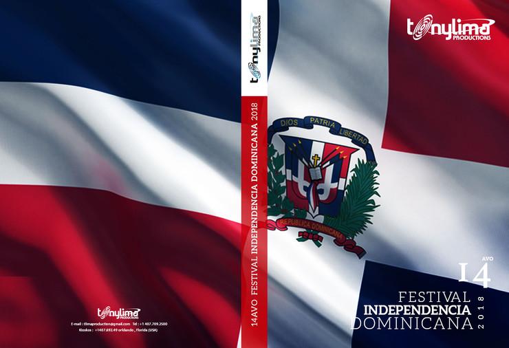 Label Festival Dominicano