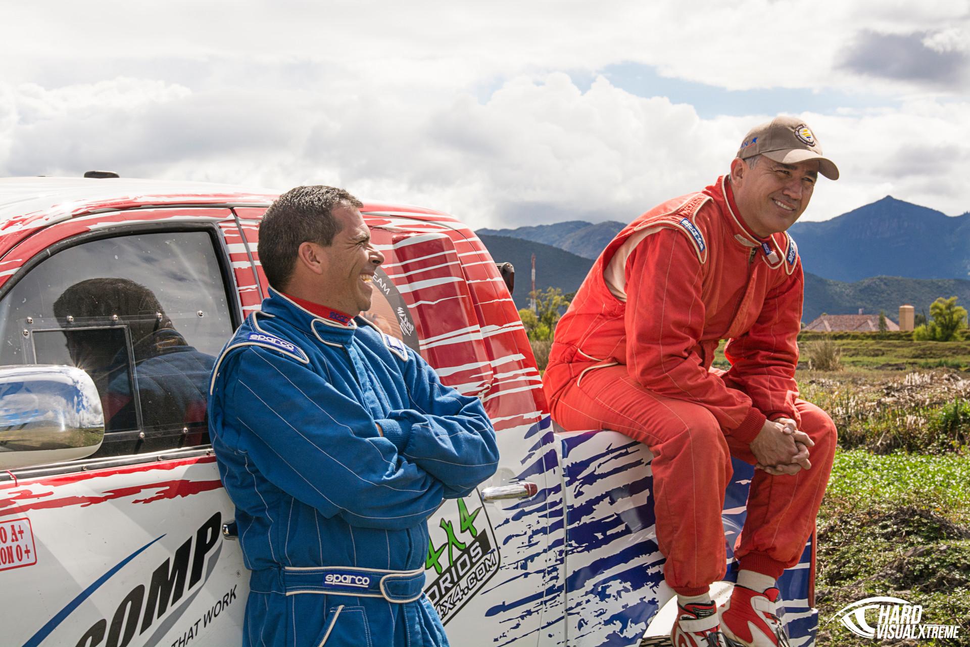 Colombia Dakar Rally Team 2014