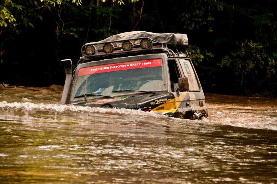 Colombia 4X4