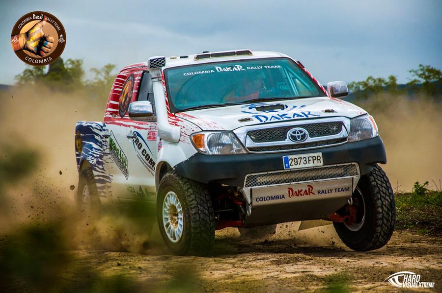 Colombia Dakar Rally Team