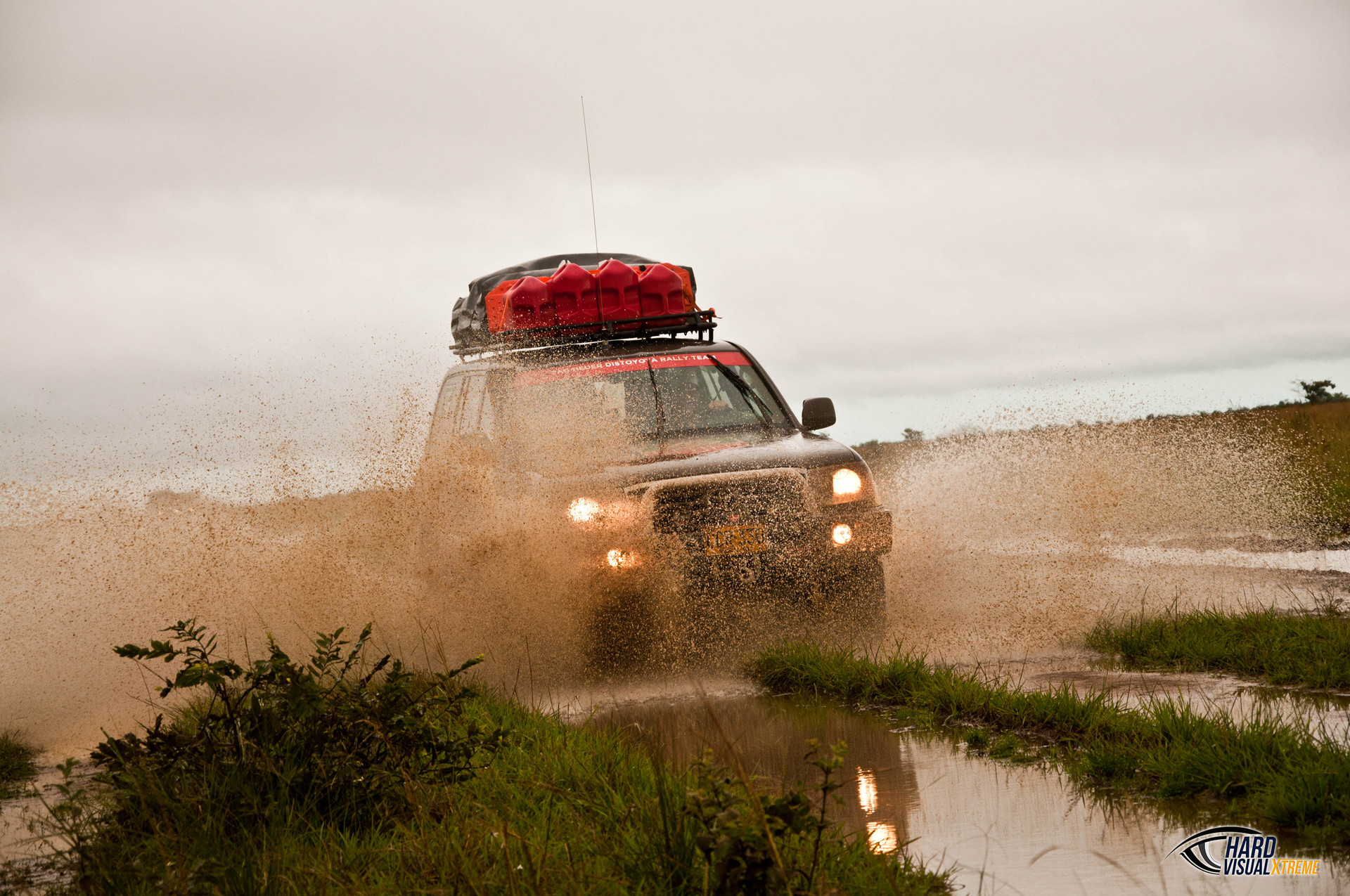 Team 4X4 Rally Adventure Colombia