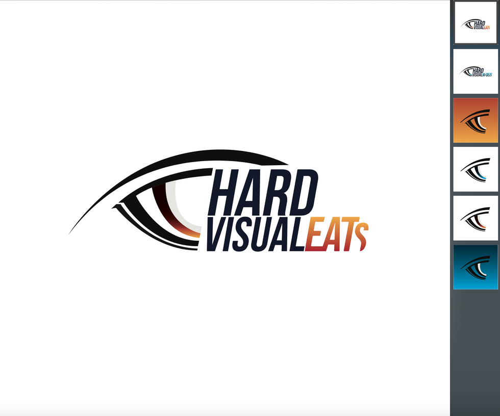 Hard Visual Eats