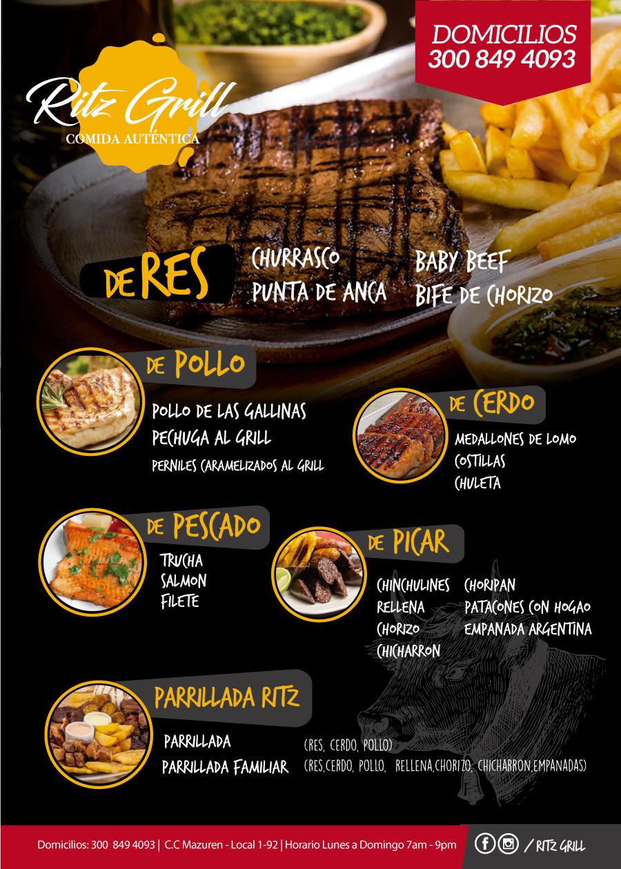 Ritz grill