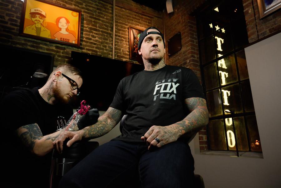 Cary Hart Nashville  tattoo store
