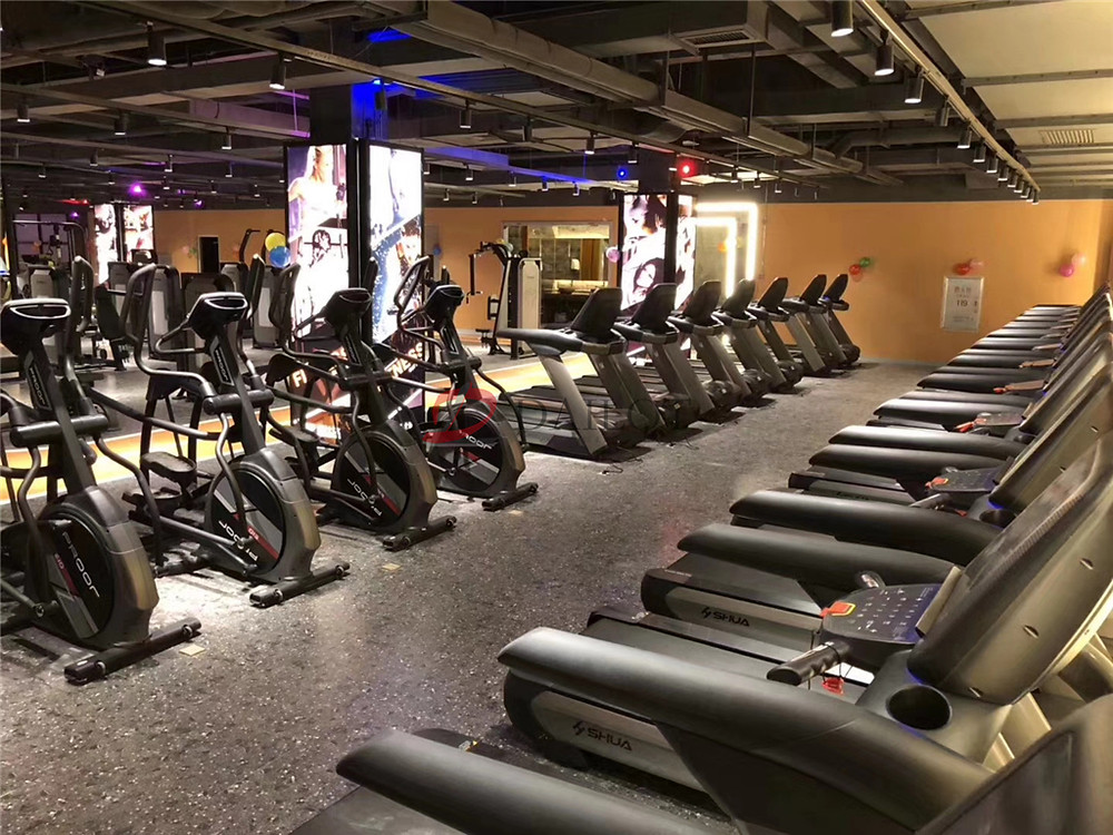 Fitness Design Necessary Functional Areas