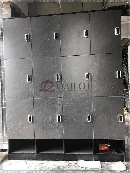 Latest Marble Design Gym Lockers