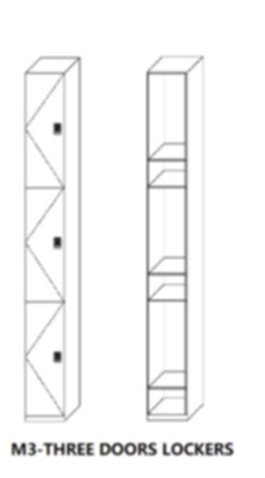 M3-Three door lockers.jpg