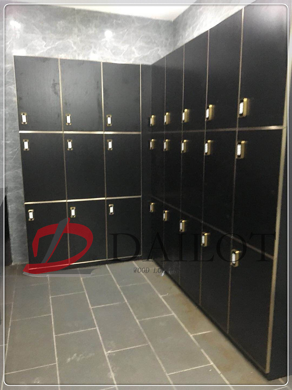 Dailot Furniture Gym lockers wide