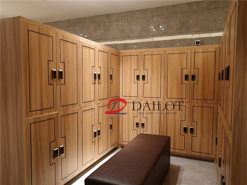 Dailot Gym Lockers with Digital Lock