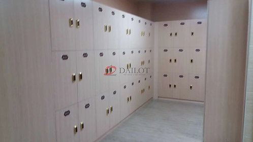 3 Layers Gym Lockers Factory Direct Customized