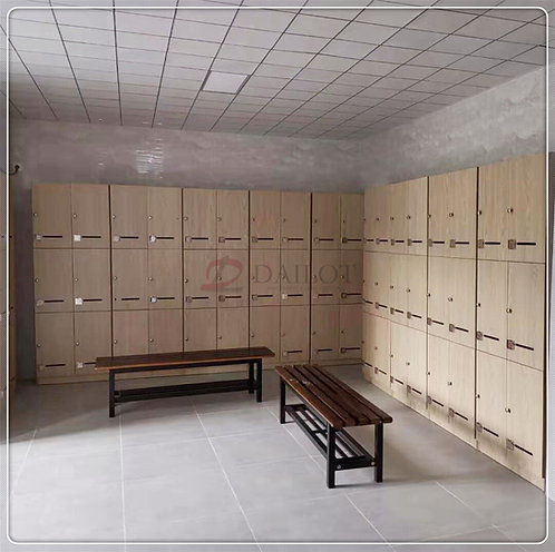 Gym Lockers with Keys