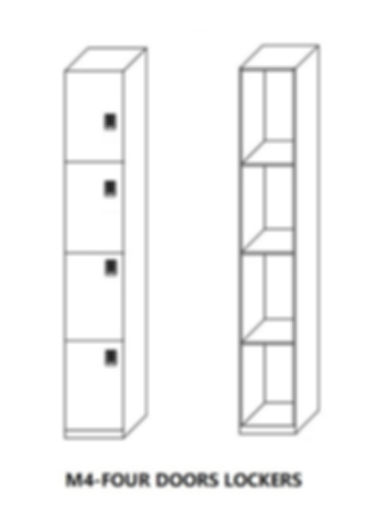 M4-Four door lockers.jpg